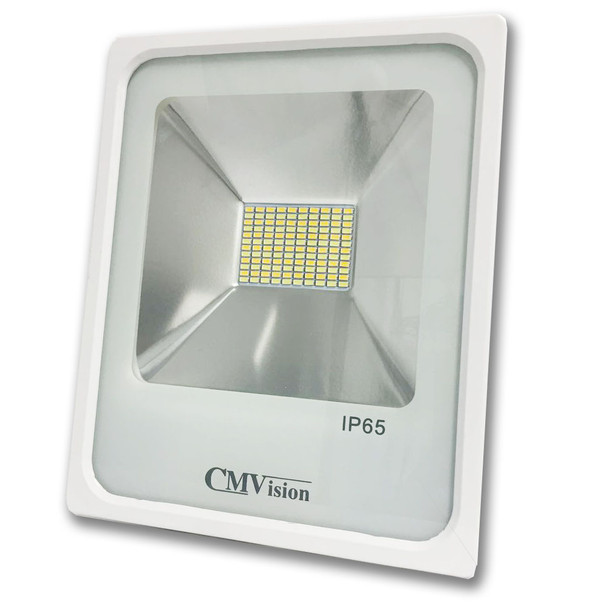 CMVision FL001PW-100D50W LED Three Combination Color Flood Light ( Warm White 3000K, Pure White 6000K, & Mix )