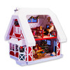 Santa's Cottage Dollhouse