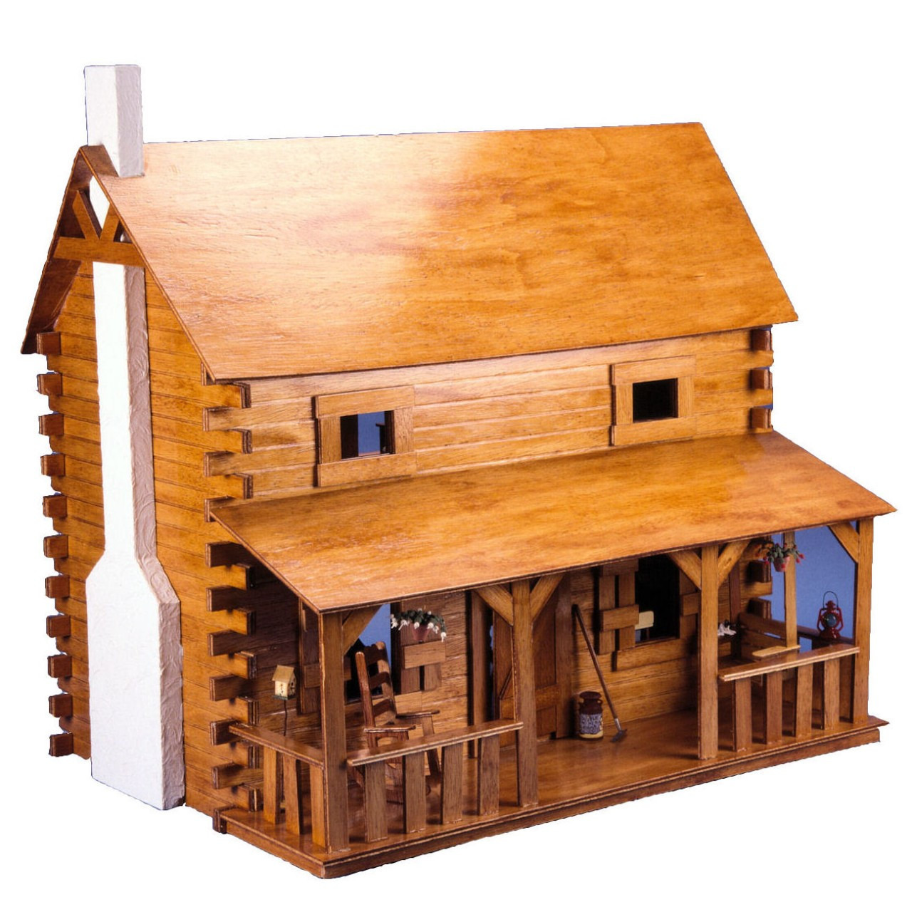 Creekside Cabin Dollhouse Kit on wooden toy car plans, wooden toy train plans, black box plans, tool tote plans, serenity plans, er plans, bookcase plans, sanctuary plans, woodworking plans, wooden pull toys plans, life plans, firefly plans, floor plans,