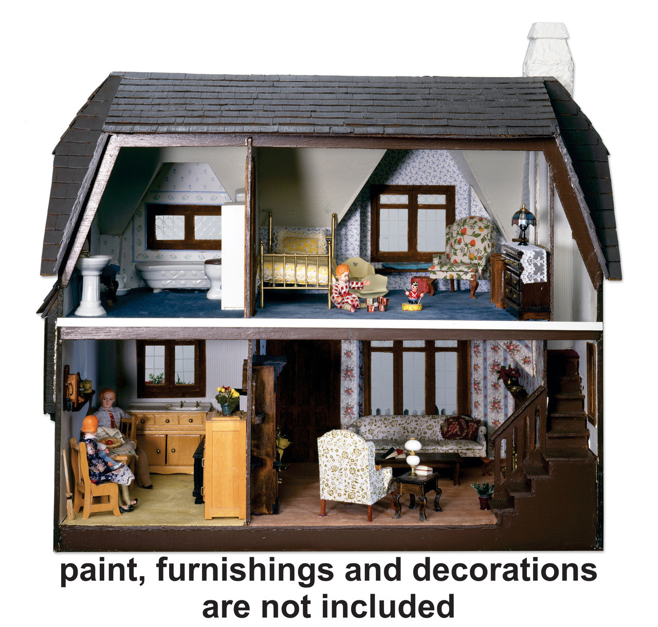 Dollhouse Electrical Wiring