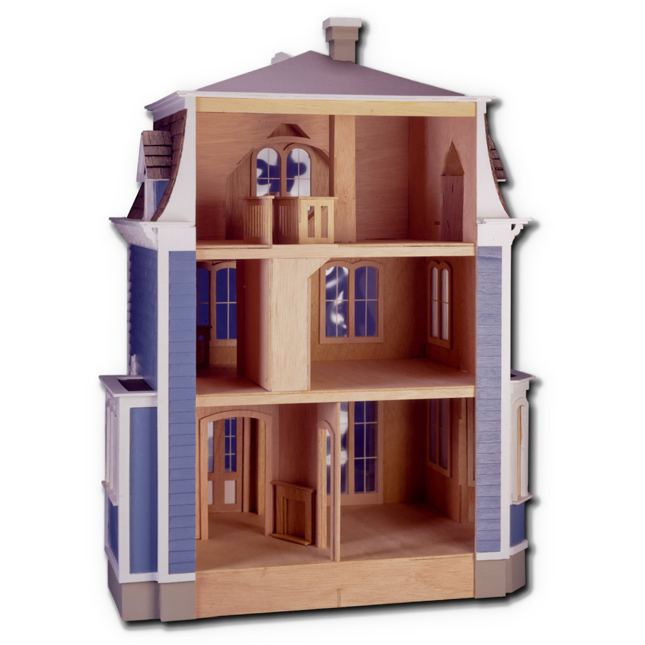 Admirable Willowcrest Dollhouse Kit Wiring Digital Resources Millslowmaporg
