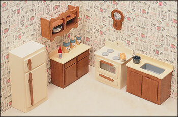 Kitchen Furniture Kit