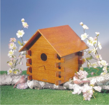 Cottonwood Birdhouse