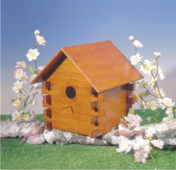 Cottonwood Birdhouse