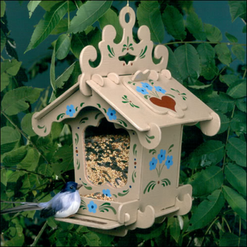 Black Forest Birdfeeder