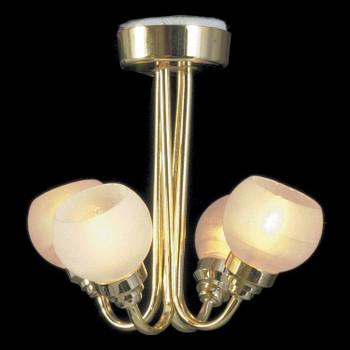 Chandelier 4  Lights