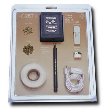 Large Dollhouse Lighting Kit