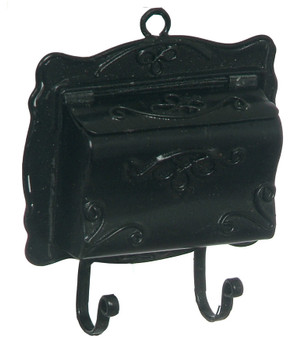 Dollhouse Miniature Mailbox