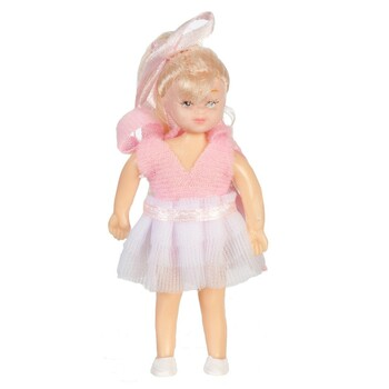 Dollhouse Doll Blonde Girl