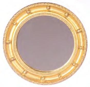 Dollhouse Round Wall Mirror