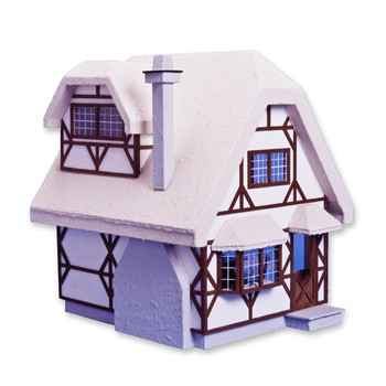 Aster Cottage Dollhouse Kit