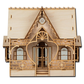 1/24 Scale  Diana Dollhouse