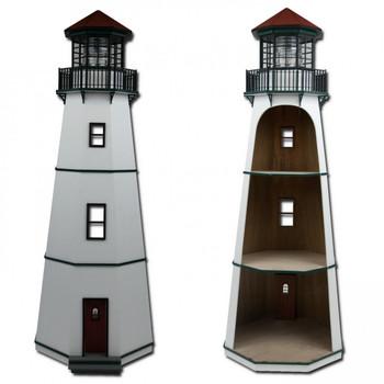 Lighthouse Dollhouse Kit