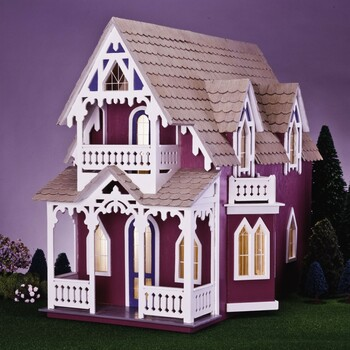 Vineyard Cottage Select Dollhouse Kit