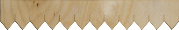 Diamond Shaped Speed Shingles Strips