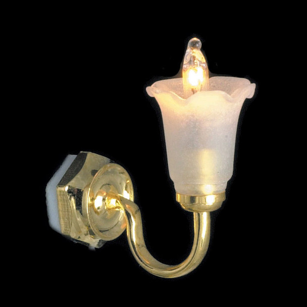 Dollhouse Wall Lights - Tulip Wall Sconce