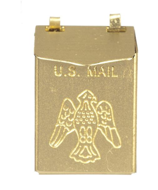 Miniature Dollhouse Mailbox
