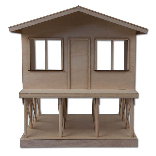Beach Dollhouse