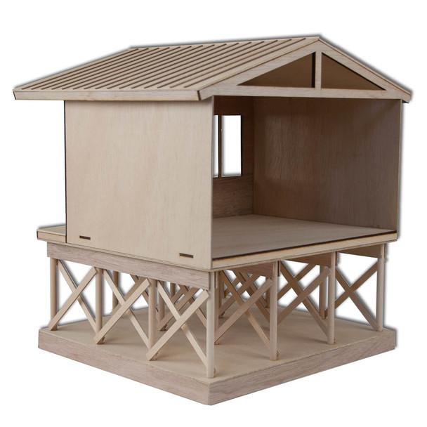 Beach Dollhouse Base