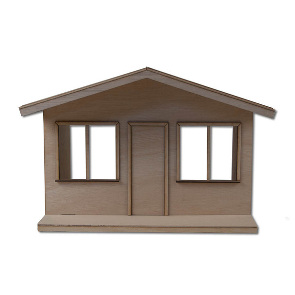 Dollhouse Roof
