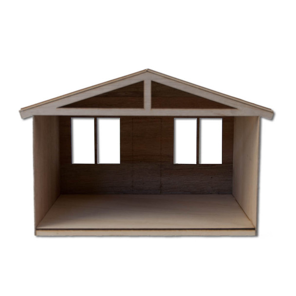 Dollhouse Rafters