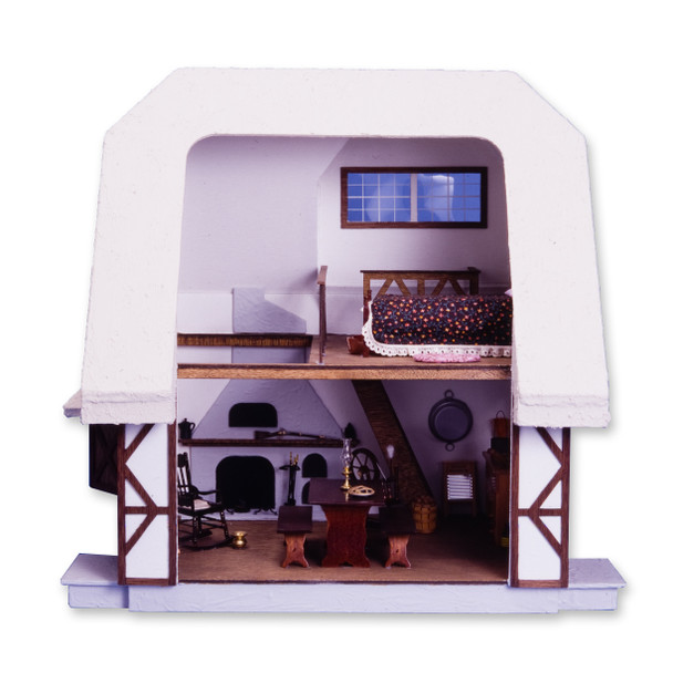 Aster Cottage Doll House Kit