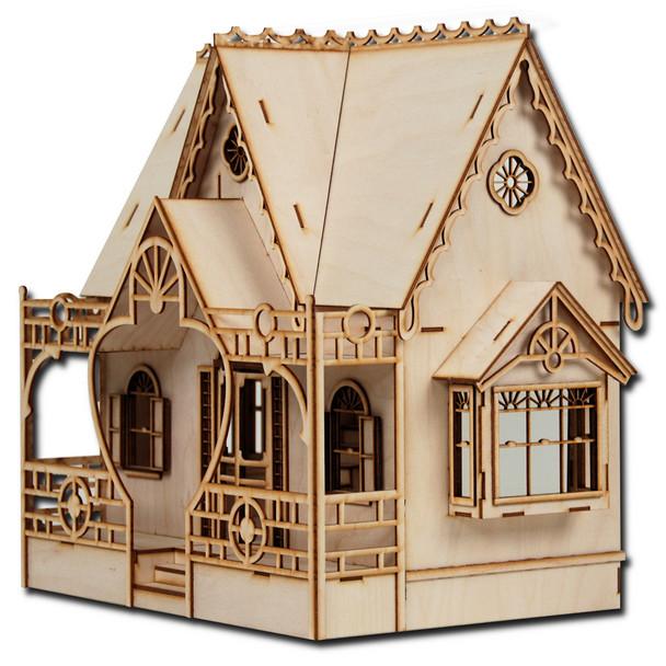 Half Scale Diana Dollhouse