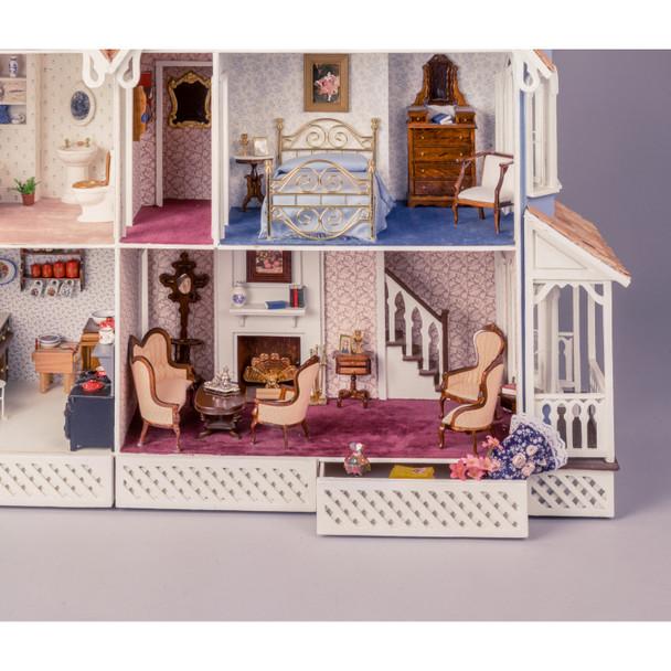 McKinley Dollhouse Draw