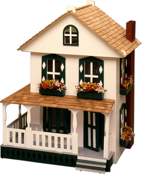 Washington 2.0 Dollhouse Kit