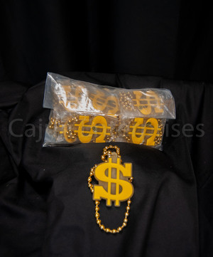 """LIGHT UP 33"""" 7MM WITH DOLLAR SIGN"""
