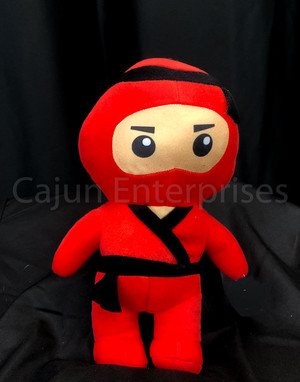 Sold individually, sold in black or red assorted solid color