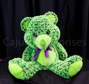 Sold individually and assorted colors, green, pink, blue, and purple.