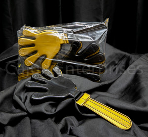 HANDCLAPPER BLACK & GOLD 13""