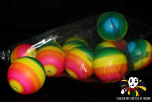 """3"""" RAINBOW BALL"""