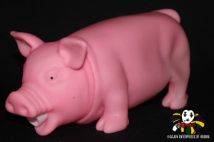 "8"" SNORTING PIG"