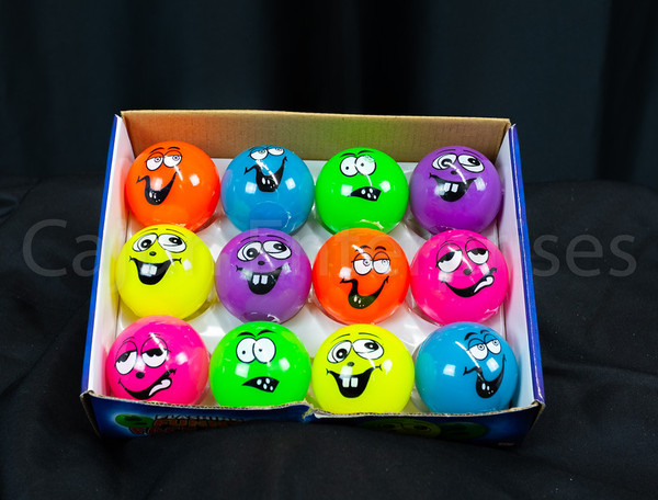 """FUNNY FACE LIGHT UP BALL 2"""""""