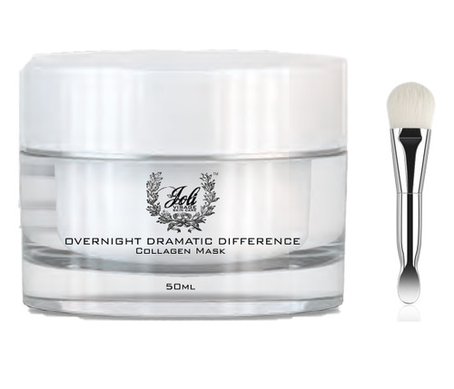 Overnight Dramatic Difference Collagen Sleeping Mask - Anti-aging