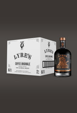 Coffee 'Liqueur' Originale Non-Alcoholic Spirit Case Of 6 | Lyre's