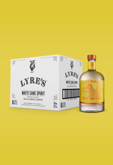 White Cane Non-Alcoholic Spirit - White Rum Case of 6 | Lyre's
