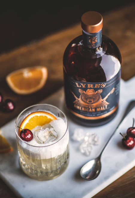 Non-Alcoholic Whiskey Sour Spirit Recipe