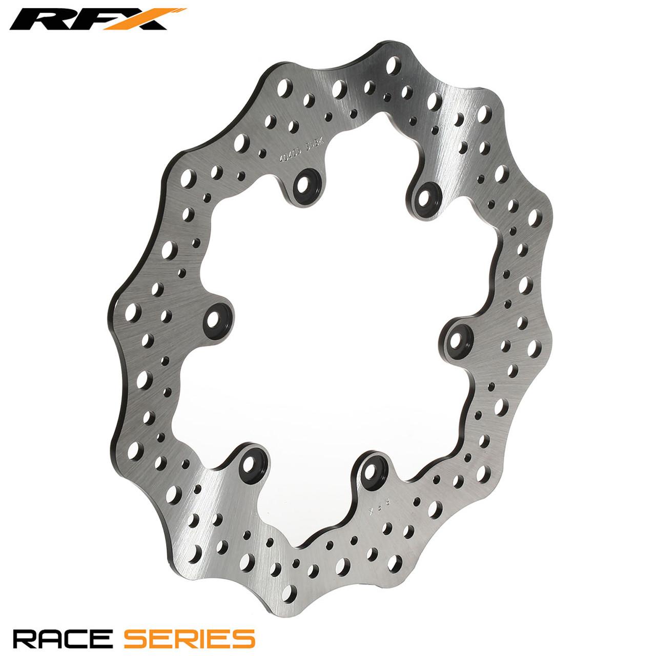 RFX RACE SERIES MOTOCROSS TIE DOWN STRAPS BLUE YAMAHA YZF250 YZF450 2017