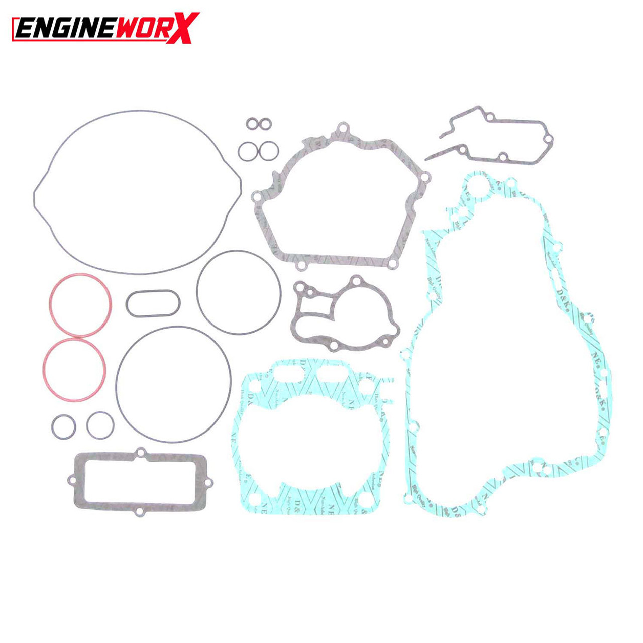 Engineworx Gasket Kit (Full Set) Yamaha YZ250 99-00