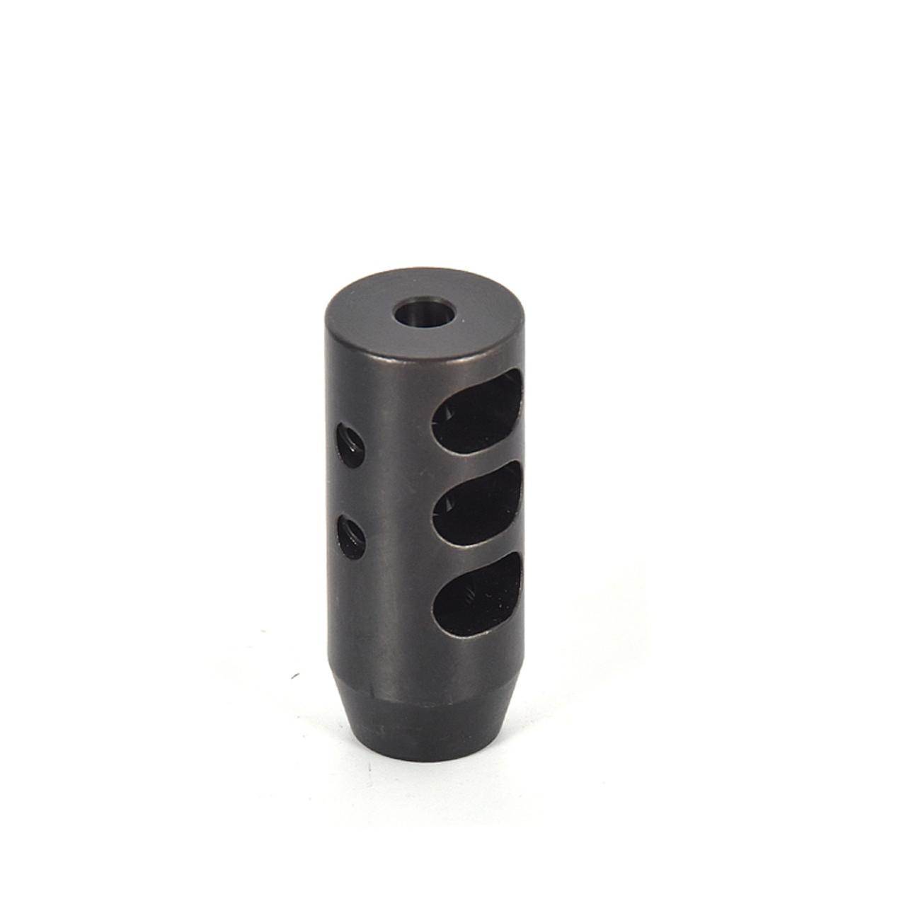 3 Port Muzzle Brake 1/2x36 9mm