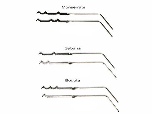 Bogota Titan® Lock Picks (HCBT)