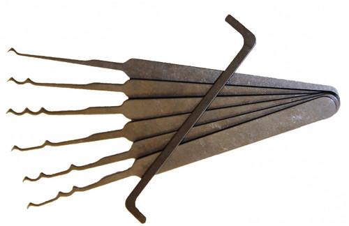Titanium Flat Lockpick