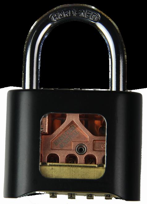 Cutaway Practice Lock