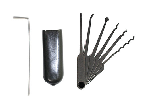 Concealable Lock Pick Set (KGB-7)