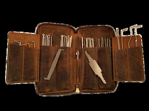 60 Piece Lock Pick Set (PRO-PAK-60)