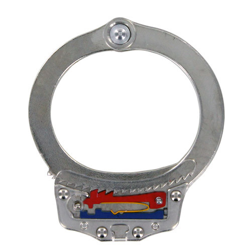 Color Coded Cutaway Handcuff
