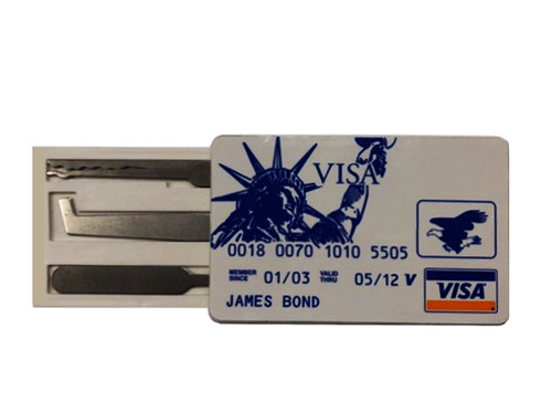 Credit Card Pick Set (JBCC-5)